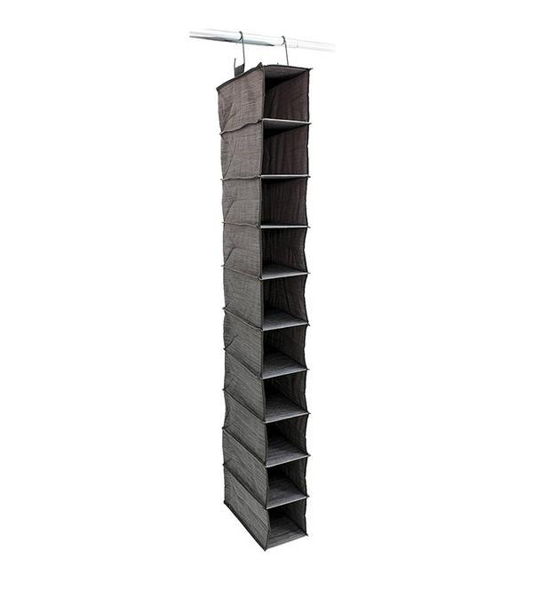 Threshold 10-Shelf Hanging Closet Organizer