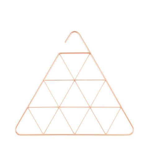 Triangle Pendant Scarf Organizer