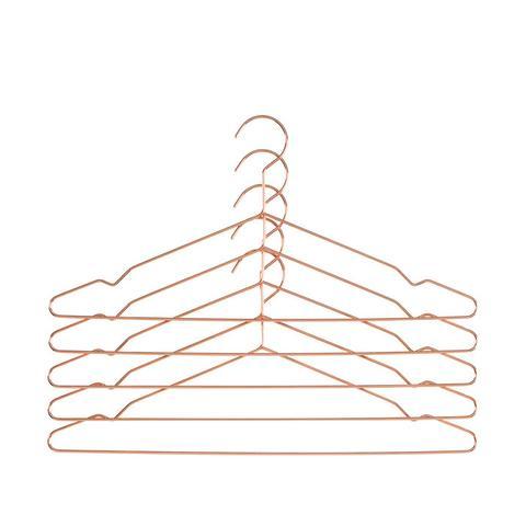 5 Piece Copper Hang Hanger