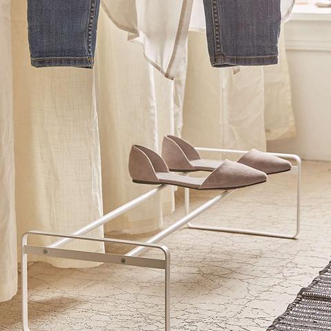Simple Adjustable Shoe Rack
