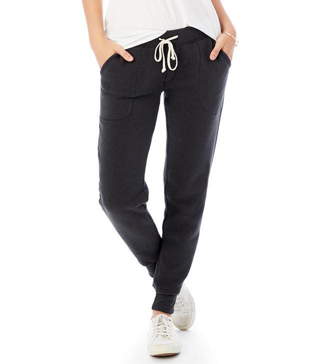 Alternative Apparel Eco-Fleece Jogger Pants