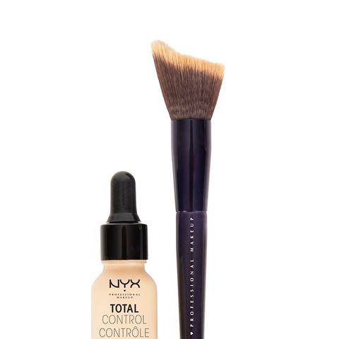 Pro Total Control Drop Foundation Brush
