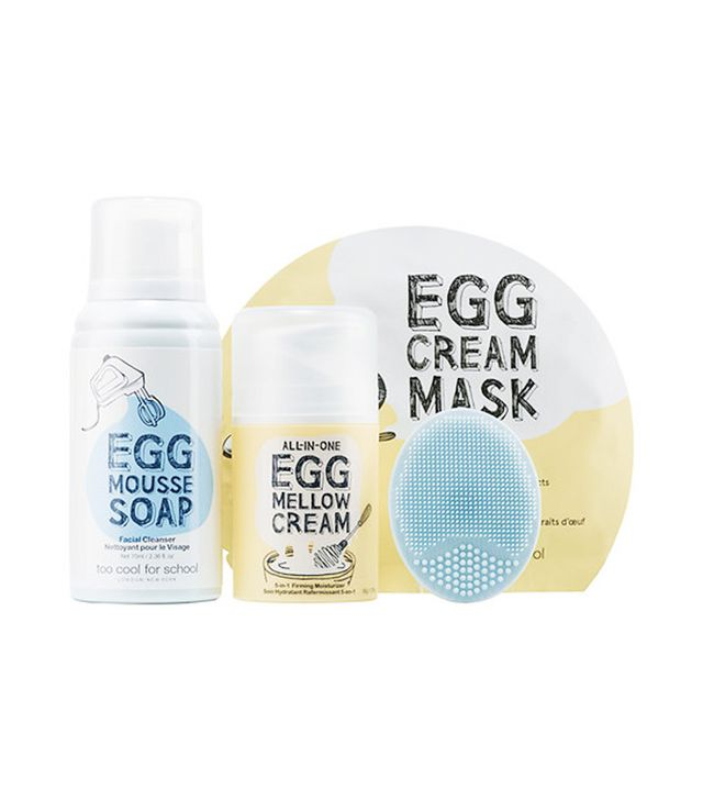 Too Cool for School Egg-sential Skincare Set