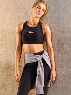 Rosie Huntington-Whiteley Designed the Workout Clothes of Your Dreams