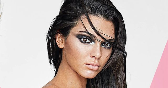 Kendall jenner shows off a crazy tattoo on her new cover for Kendall jenner snake tattoo
