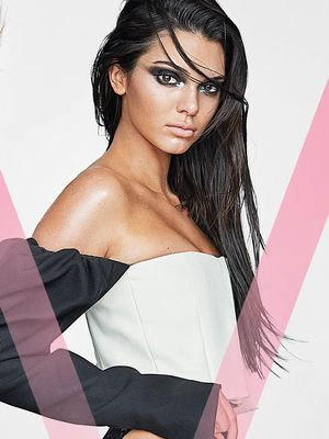 Kendall Jenner Shows Off a Crazy Tattoo on Her New Cover