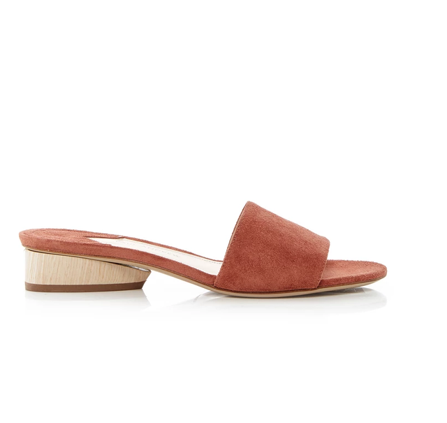 Paul Andrew Lina Suede Slides