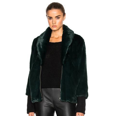 Aria Faux Fur Coat