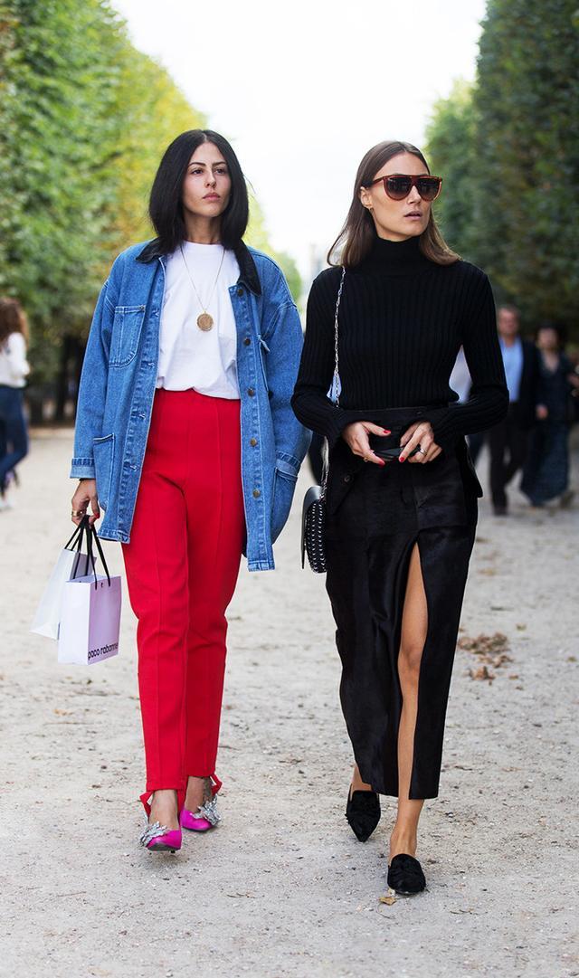 WHO: Gilda Ambrosio and Giorgia Tordini