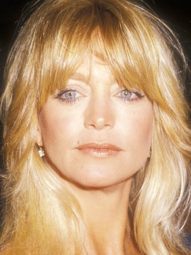 Goldie Hawn And Kate Hudson Look Identical In These Pics Shot 15 Years Apart Who What Wear