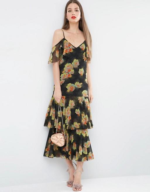 Asos Premium Maxi Dress
