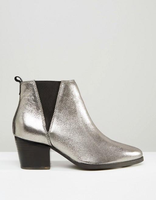 Carvela Slicker Ankle Boots