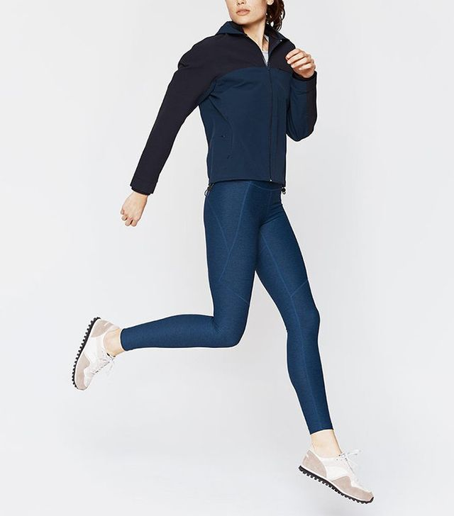 Outdoor Voices Stretch Crepe Running Jacket