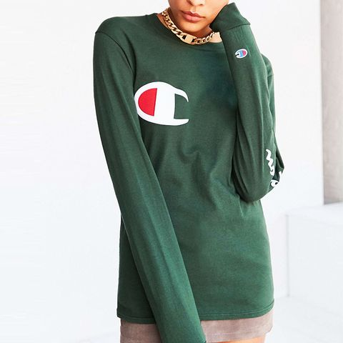 Logo Long-Sleeve Tee