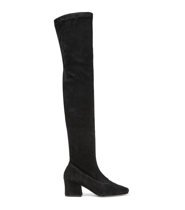 Dorateymur Sybil Leek Suede Over-The-Knee Boots