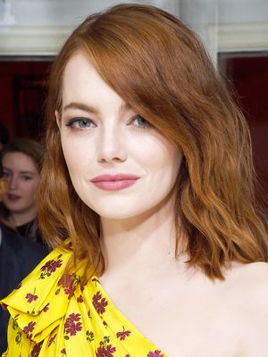 Emma Stone Wore the '80s Trend That's Going to Be Everywhere