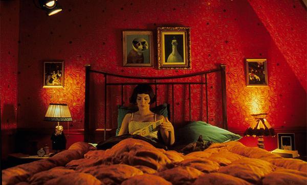 Yep, #bedroomgoals.