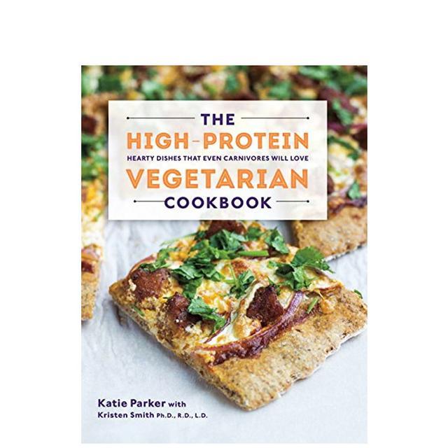 high protein diet: The High Protein Vegetarian Cookbook