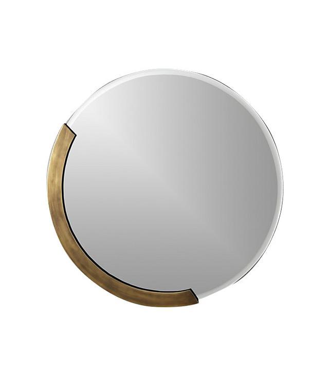 CB2 Kit Round Mirror