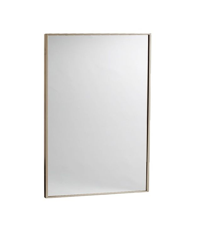 West Elm Metal Framed Mirror