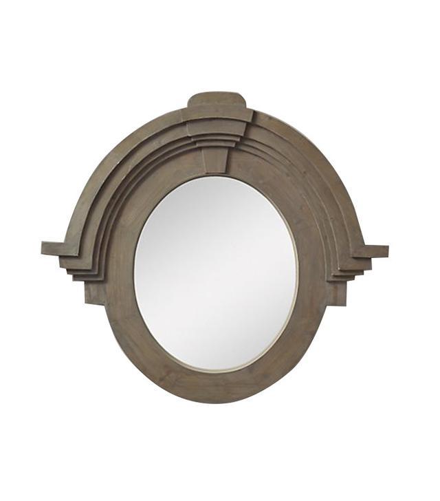 Restoration Hardware Salvaged Mansard Mirror