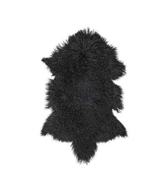 Target Mongolian Lamb Faux Fur Rug