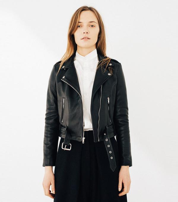 Laer Notch Back Jacket