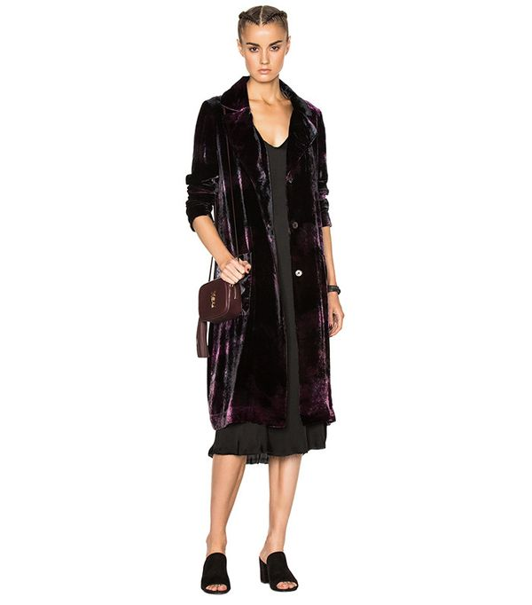 Raquel Allegra Duster Coat