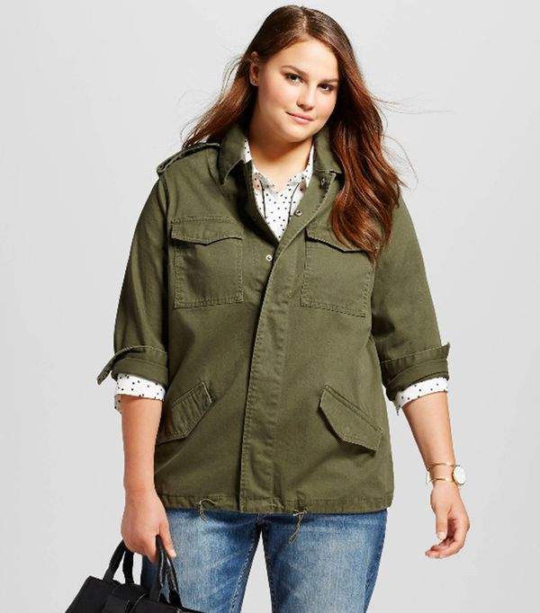Who What Wear Utility Jacket