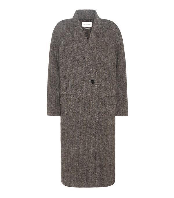 Étoile Isabel Marant Henley Coat