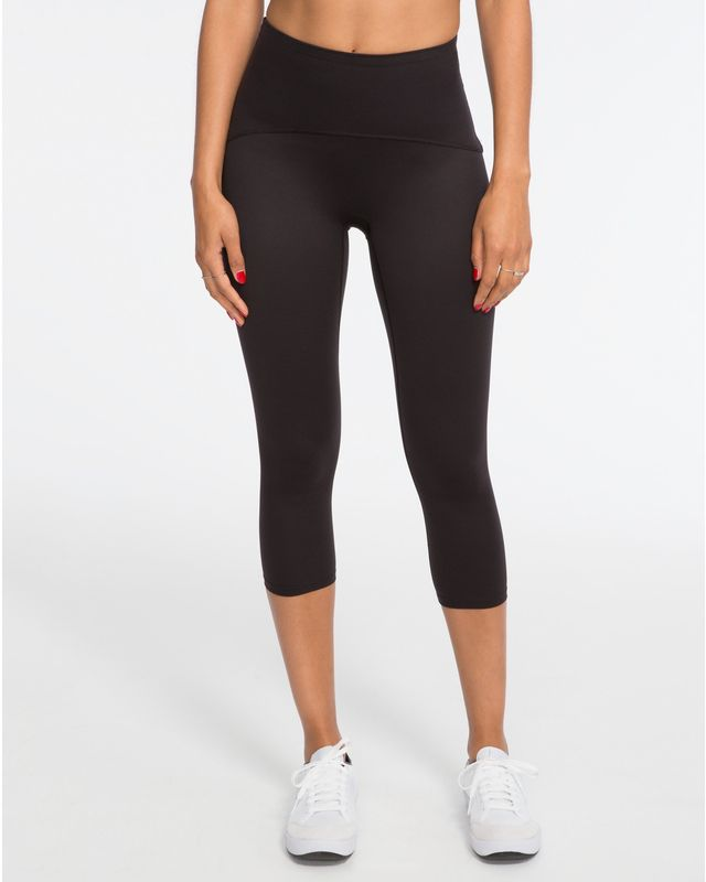Spanx Active Compression Cropped Leggings