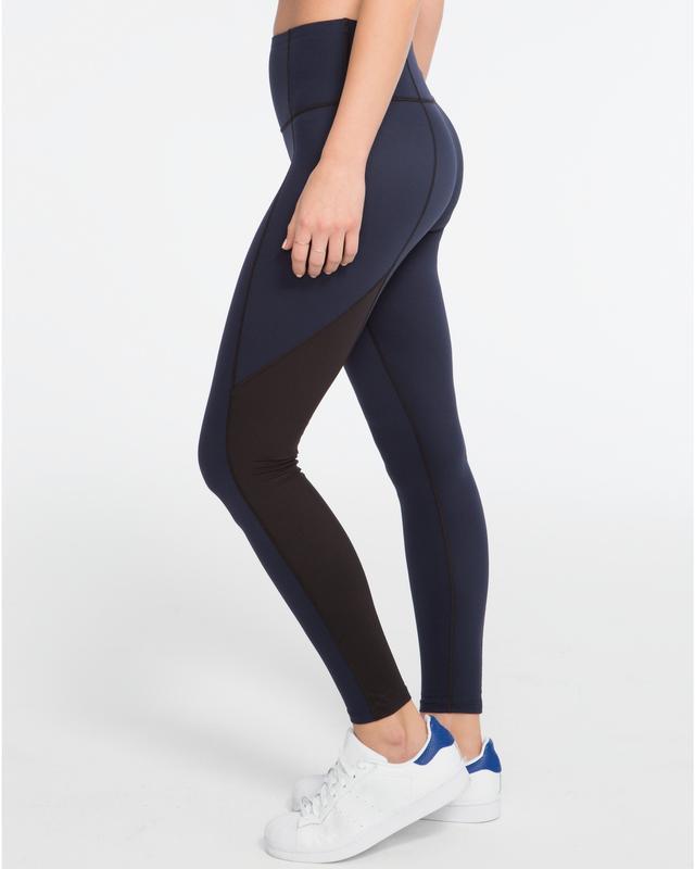 Spanx Active Compression Lapis Night Pants