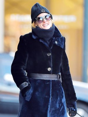 How Olivia Palermo Stays Chic While Bundling Up for the Cold