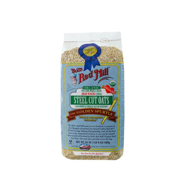 Bob's Red Mill Organic Steel-Cut Oats