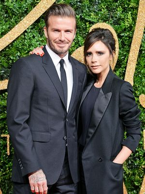 Victoria Beckham Is Borrowing From the Boys—More Specifically, Her Husband