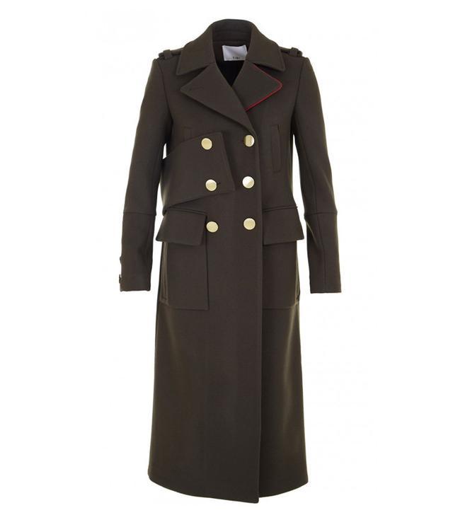 Tibi Military coat