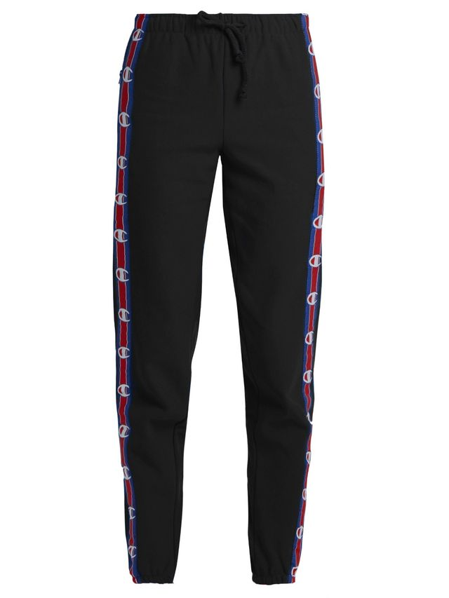 Vetements x Champion Cotton-Blend Track Pants