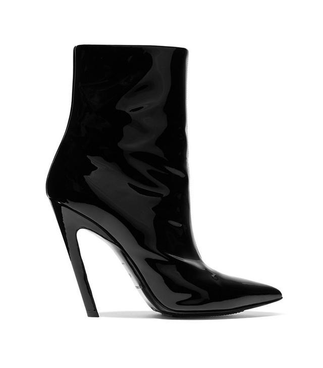Balenciaga Sculpted Heel Boots