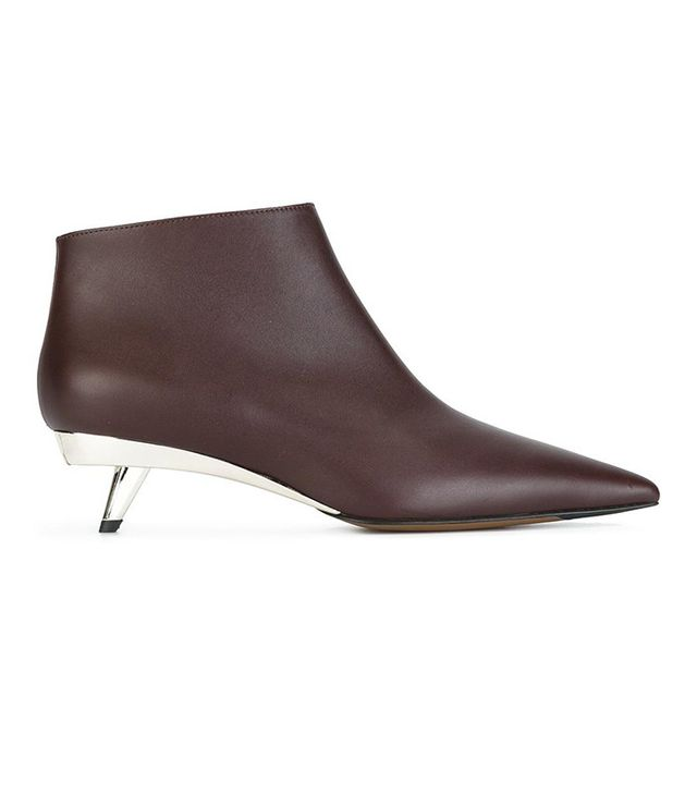 Marni Sculpted Heel Boots