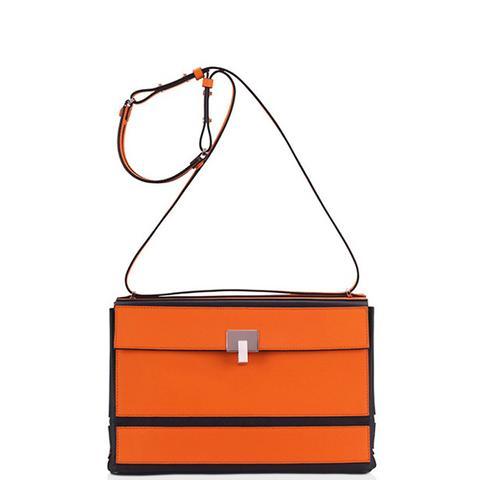 014 Shoulder Paper L Bag