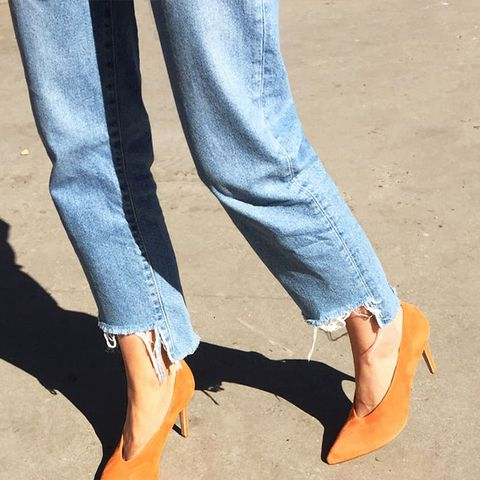 Pinch-Me Shoes