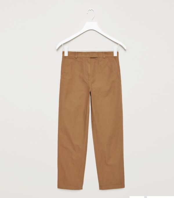 how to wear chinos: