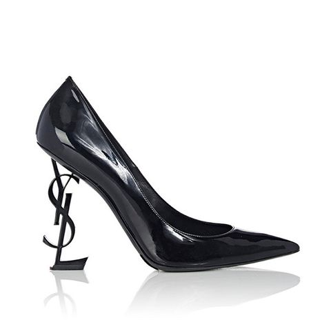 Opium Patent Leather Pumps