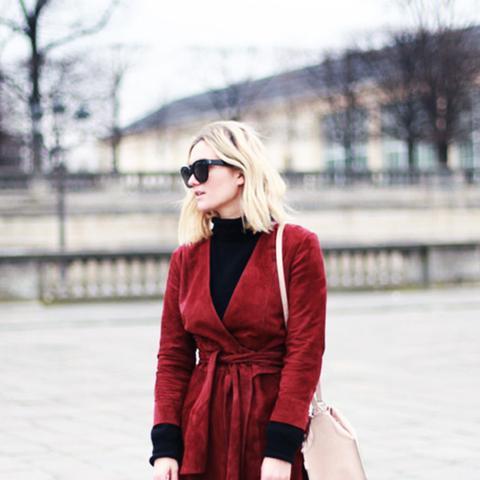 Adenorah blogger street style