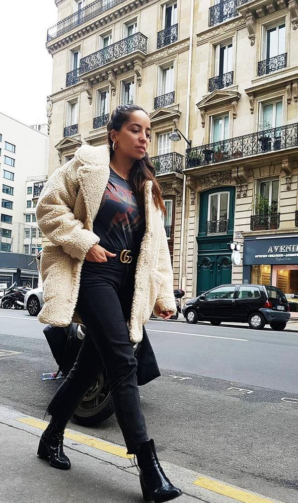 Paris blogger street style