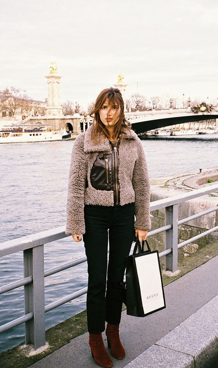 Jeanne Demas france street style outfit