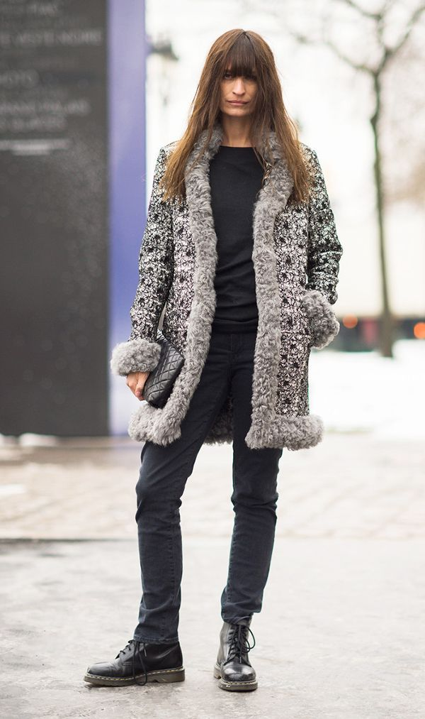 The Outfit Parisian Girls All Wear Whowhatwear