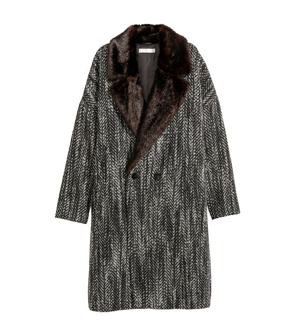 Elizabeth and James Balin Coat