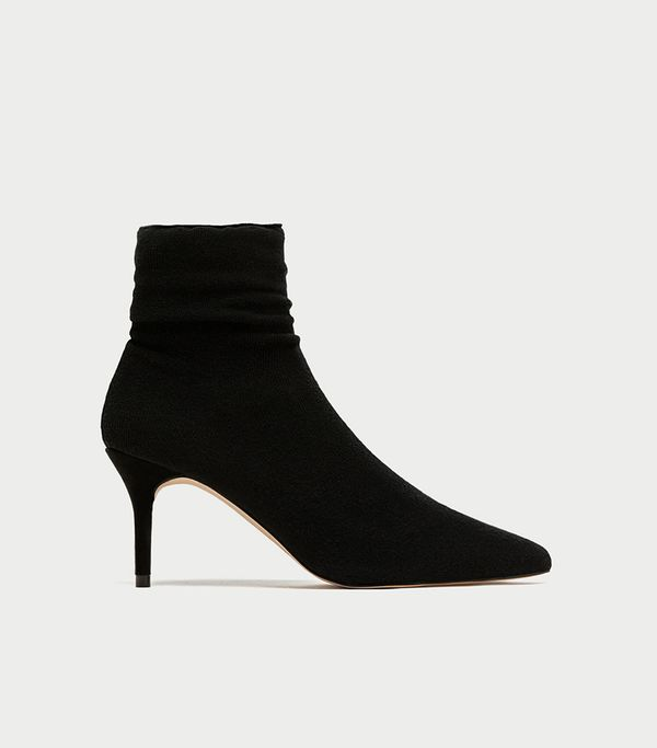 & Other Stories Stiletto Ankle Boots