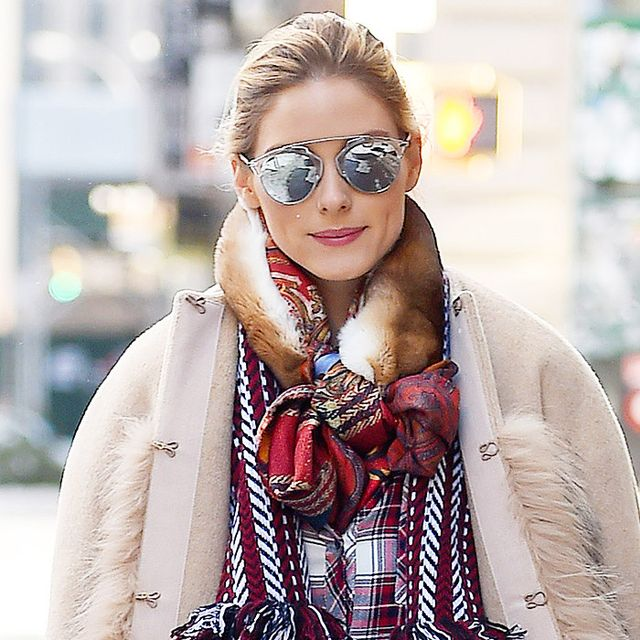 Take Note: Autumn Is Coming and Olivia Palermo Shows us How to Deal